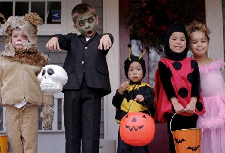 Consejos de seguridad en Halloween
