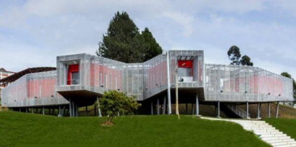 """Colombia tuvo oro, bronce y mención en """"olímpicos"""" de arquitectura"""