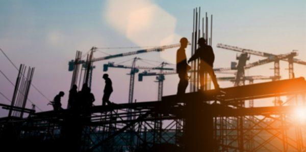 Aporte del sector constructor al PIB decreció
